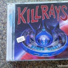 CDs de Música: CD -- KILLRAYS - SPACE GIANT -- 12 TEMAS -- 1995 --. Lote 297091868