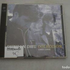 CDs de Música: CD - DUNCAN DHU COLECCION 1985-1998 - DOBLE CD. Lote 297097858