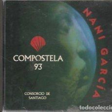 CDs de Música: NANI GARCIA,COMPOSTELA 96. Lote 297099163