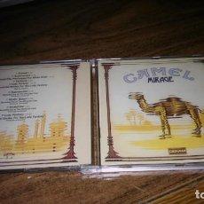 CDs de Música: CAMEL - MIRAGE (REMASTERED 2002 CON BONUS TRACKS). Lote 297101823