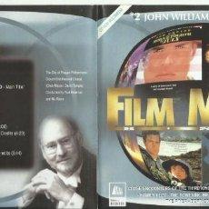 CDs de Música: FILM MUSIC JOHN WILLIAMS. Lote 297115678