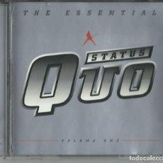 CDs de Música: STAUS QUO VOLUME 1. Lote 297116453