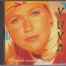 CDs de Música: XUXA CD EL PEQUEÑO MUNDO 1994 PHILIPS POLYGRAM MÉXICO / SPAIN. Lote 297116938