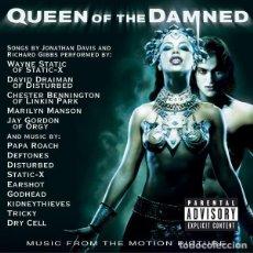 CDs de Música: QUEEN OF THE DAMNED / VARIOS CD BSO. Lote 297118348