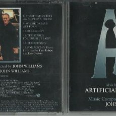 CDs de Música: BSO INTELIGENCIA ARTIFICIAL. Lote 297118568