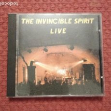 CDs de Música: THE INVINCIBLE SPIRIT - LIVE LAST CHANCE RECORDS MADE IN GERMANY. Lote 297119073