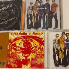 CDs de Música: PACK CIRCODELIA LAS CHICAS DE LAS CANCIONES + SINGLES. Lote 297119818