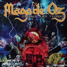CDs de Música: MAGO DE OZ - MADRID LAS VENTAS. Lote 297120433