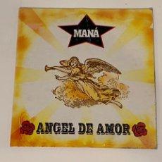 CDs de Música: SINGLE CD MANÁ ÁNGEL DE AMOR. Lote 297120463