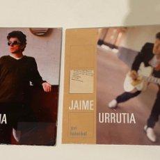 CDs de Música: 2 SINGLES JAIME URRUTIA - GABINETE CALIGARI. Lote 297120778