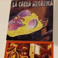 CDs de Música: SINGLES LA CSBRS MECÁNICA / LICHIS. Lote 297120838
