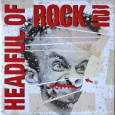 CDs de Música: VARIOUS - HEADFUL OF ROCK 2 (CD, COMP). Lote 297125483
