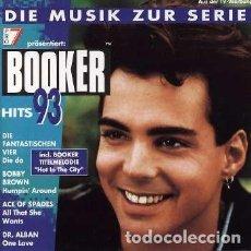 CDs de Música: VARIOUS - BOOKER HITS 93 - DIE MUSIK ZUR SERIE (CD, COMP). Lote 297125863