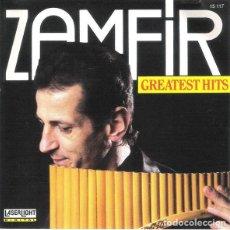 CDs de Música: ZAMFIR - GREATEST HITS (CD, COMP, RE). Lote 297126033