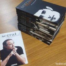 CDs de Música: COLECCION COMPLETA - SERRAT PERSONAL - 25 CD + LIBRETO - 1967/2002. Lote 297127873