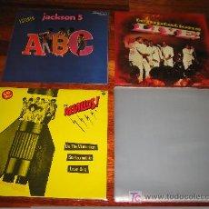 Musique de collection: PALPI RECORDS - 250 FUNDAS PARA DISCOS LP'S Y MAXIS - LA MEJOR CALIDAD Y PRECIO DEL MERCADO!!. Lote 118109314