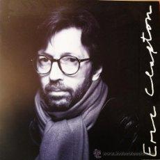 Música de colección: ERIC CLAPTON / PROGRAMA DE LOS CONCIERTOS DE 1992 POR EL REINO UNIDO. Lote 26473693