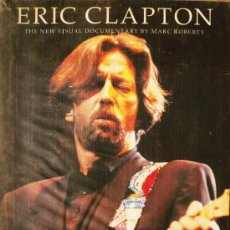 Música de colección: ERIC CLAPTON / BIOGRAFÍA. Lote 26473683