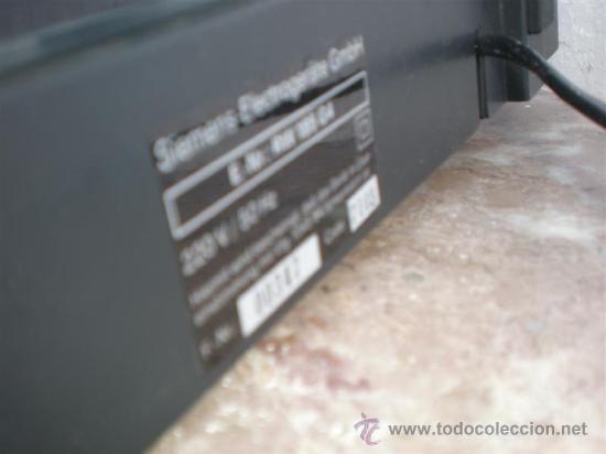 Música de colección: tocadisco Siemen - Foto 3 - 254205100