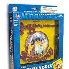 Música de colección: THE JIMI HENDRIX EXPERIENCE * 3D ALBUM COVER * EN CAJA NUEVO * ULTRARARE. Lote 26941994