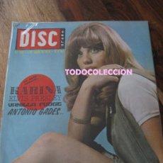 Música de colección: KARINA DISCOBOLO ABRIL DE 1970. Lote 26841109