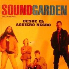 Música de colección: SOUND GARDEN. Lote 22706623