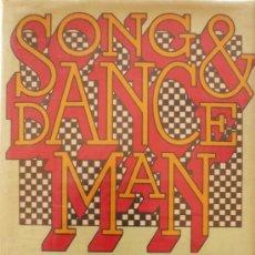 Música de colección: MICHAEL GRAY / SONG AND DANCE MAN / THE ART OF BOB DYLAN. Lote 35782776