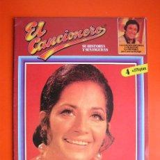 Música de colección: REVISTA EL CANCIONERO. JUANITA REINA. Lote 25558872