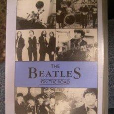 Música de colección: THE BEATLES - VHS - ON THE ROAD . Lote 25966238