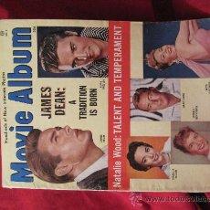 Música de colección: REVISTA DE CINE-MOVIE ALBUM-1957-USA-ELVIS PRESLEY-JAMES DEAN.... Lote 26089040