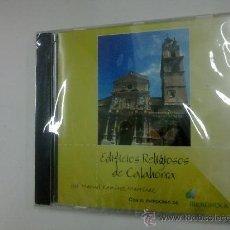 Música de colección: EDIFICIOS RELIGIOSOS DE CALAHORRA. JOSE MANUEL RAMIREZ MARTINEZ. TDKV6. Lote 29889536