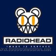 RADIOHEAD - image is surface TSH