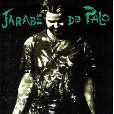 Musique de collection: JARABE DE PALO - FOLLETO DE MANO (FLIER) - MALAGA 25.06.1999 - EX. Lote 208280532