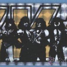 Música de colección: PEGATINA KISS. Lote 32575116