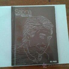 Música de colección: LIBRO- CD JOAQUÍN SABINA . Lote 33965777