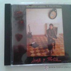 Música de colección: CD-JOAQUÍN SABINA Y VICEVERSA 1987. Lote 33966330
