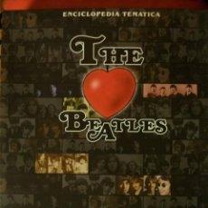 Música de colección: ENCICLOPEDIA TEMATICA THE BEATLES EDITA DIASPORA ESPAÑA VER FOTOS ADICIONALES. Lote 34874612