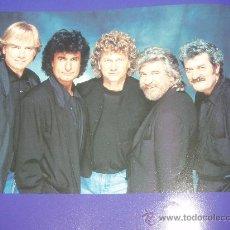 Música de colección: PROGRAMA GIGANTE DE LA GIRA DE THE MOODY BLUES EN NORTEAMERICA. 1990. Lote 34954585