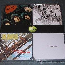 Música de colección: SET POSAVASOS THE BEATLES. Lote 35198354