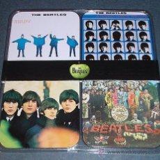 Música de colección: SET POSAVASOS THE BEATLES. Lote 35198422