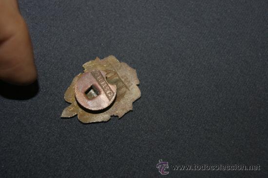 Música de colección: Antigua insignia de Orfeo Reusenc, Reus, principios de s.XX, version 1 - Foto 2 - 35494104