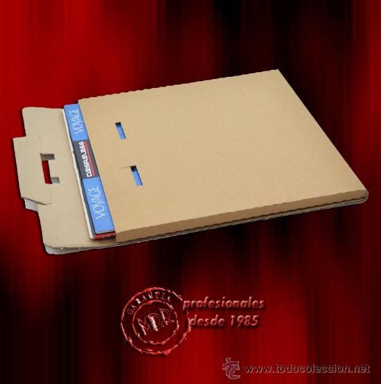 50 Cajas De Cartón Para Embalaje Y Envio Discos Kaufen Andere