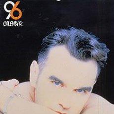 Música de coleção: MORRISSEY / CALENDARIO 1996 - PRECINTADO -. Lote 36103052