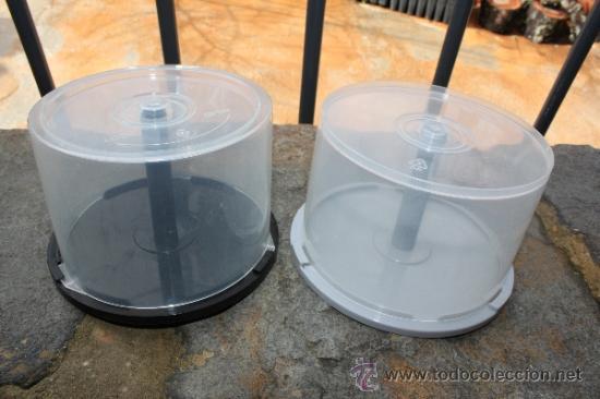 Tarrinas vacias para 50 cd comprar en todocoleccion for Cajas de herramientas vacias