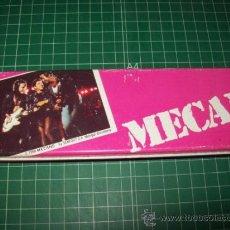 Música de colección: ESTUCHE / PLUMIER LATA MECANO 1990 - EN VENTA HASTA EL 31 DE AGOSTO. Lote 36661554