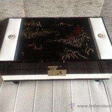 Caja de musica japonesa