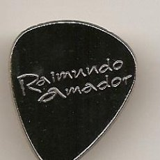 Musique de collection: PIN DE RAIMUNDO AMADOR. Lote 37736139