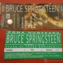 Música de colección: ENTRADA CONCIERTO BRUCE SPRINGSTEEN VIERNES 3 JULIO PLAZA DE TOROS MONUMENTAL BARCELONA. Lote 39398996