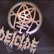 Música de colección: DEICIDE-LEGION PIN BADGE,ALCHEMY GOTHIC-DEATH METAL. Lote 89161246