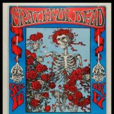 Música de coleção: GRATEFUL DEAD, AVALON BALLROOM, SKULL AND ROSES 16-17 SEP 1966 /. Lote 42566596